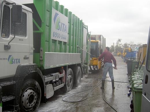 Transport Cleaning Services : Total cleaning service b v transport reiniging